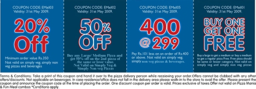 Domino's Pizza - Australia Coupons. Last Update: November 19, Order Domino's Pizza Online Now For Fresh, Quality Pizzas Delivered To Your Door Or Takeaway! Find Your Local Store For Discount Vouchers & Special Offers.